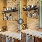 厨房收纳架五大秘笈,再懒的人也能保持厨房整洁