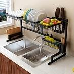 厨房置物架为厨房生活带来便利